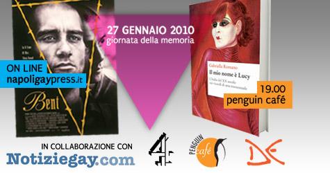 giornata della memoria 2010 con napoligaypress