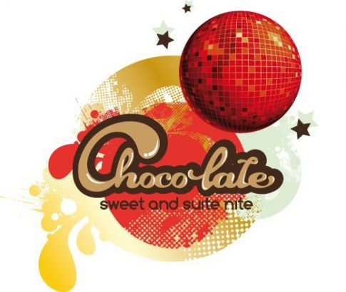 flyer chocolate