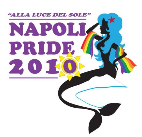 il logo del napolipride 2010