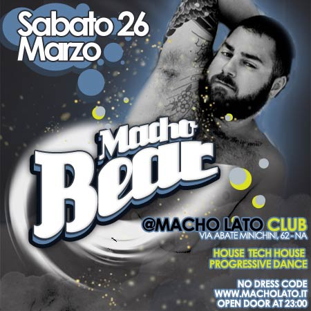 flyer macho lato