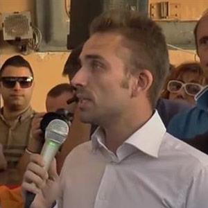antonello sannino, presidente di Arcigay Napoli
