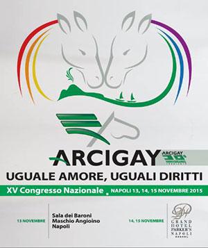 il logo del congresso arcigay