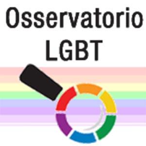 il logo dell'osservatorio lgbt