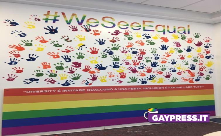 Ecco l'azienda più gay friendly in Italia: la P&G Italia srl