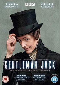 """""""Gentleman Jack"""" è il titolo della serie televisiva, drammatica/storica, creata da Sally Wainwright, co-prodotta da HBO e BBC One sulla vita di Anne Lister"""