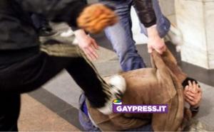 Aggressione omofoba a Caserta su un ragazzo gay da parte di tre minorenni