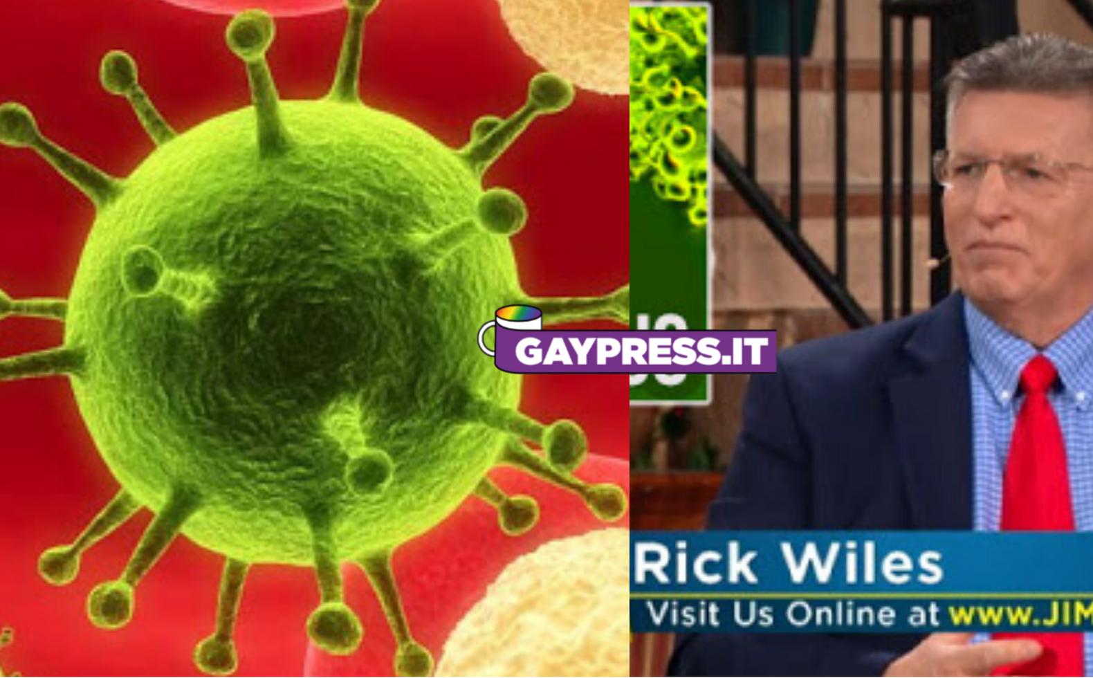 """Coronavirus nel mondo: se si sta difondendo il """"Covid 19"""" è per colpa dei gay"""