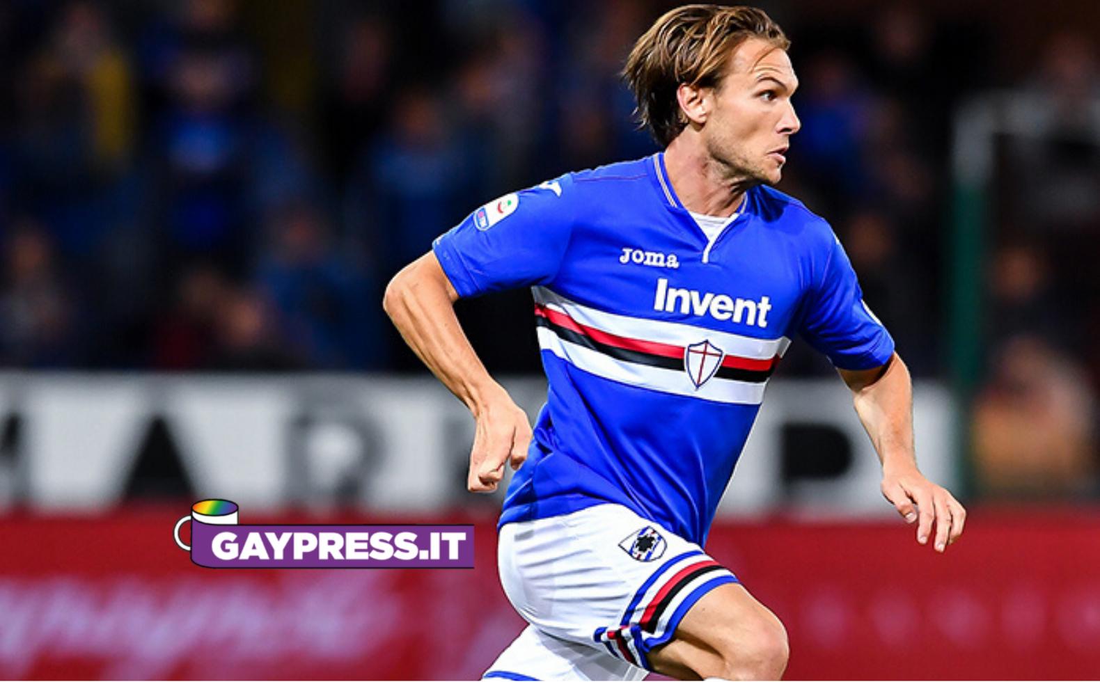 Ekdal e l'omofobia nel calcio il video del giocatore di seria in favore delle persone gay