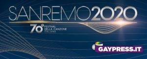 Festival di Sanremo 2020 e il mancato monologo contro l'omofobia