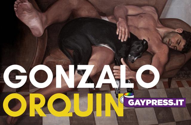 Gonzalo Orquind artista gay?