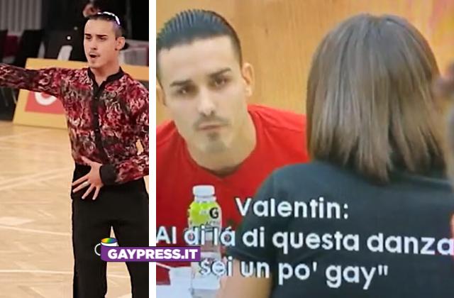 """Amici 19 Valentin omofobo il video inedito dove si scaglia contro Javier di """"Gaypress.it"""""""""""