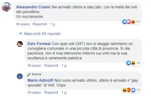 Mario Adinolfi esulta per le elezioni suppletive a Roma contro Luca Lo Muzio