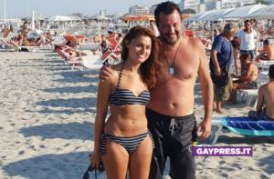 Susanna Ceccardi possibile candidata leghista in Toscana che è contro i gay