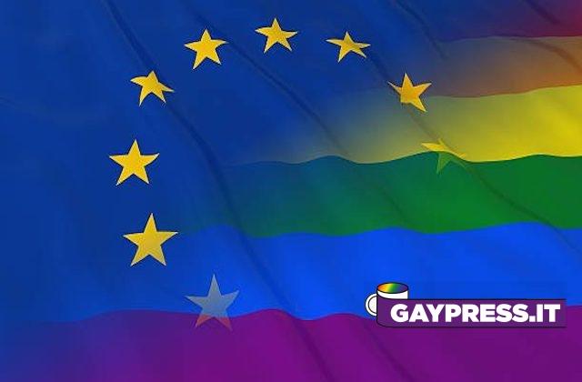 SITUAZIONE DIRITTI LGBT IN EUROPA