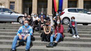 Drappo-Pride-Messina-Palazzo-Zanca-per-celebrare-stretto-pride-annullato-per-covid19