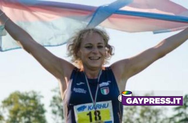 Valentina Petrillo atleta transgender italiana che parteciperà nella categoria donne alle paralimpiadi di Tokyo 2021