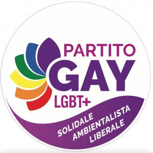 Primo partito gay in Italia per i diritti delle persone LGBT+ e non solo