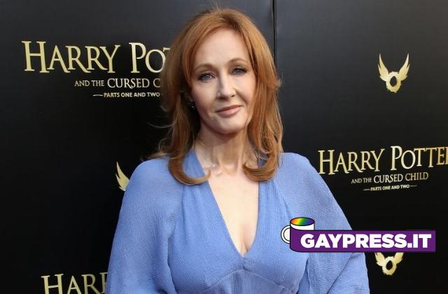J. K. Rowling candidata a Premio per scritto TERF