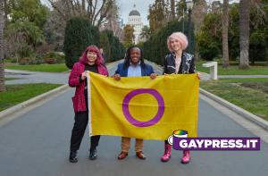 Attivisti intersex a Washington