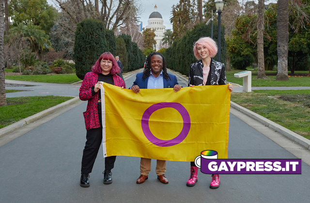 Attivisti intersex a Washington