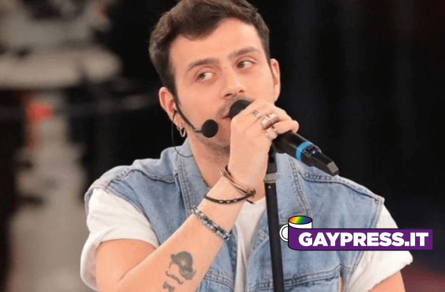 Leonardo Lamacchia di Amici 20 fa coming out su Amazon Prime Video
