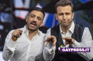 Pio e Amedeo rispondono con un posto Facebook alle accise di omofobia