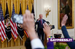 Joe Biden ha nominato una giudice dichiaratamente LGBT per la Corte d'Appello USA.