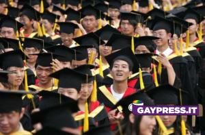 L'Università di Shanghai in Cina vorrebbe schedare gli studenti gay
