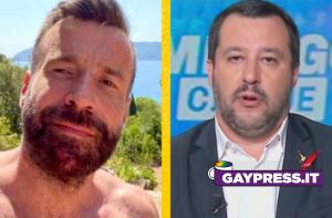 Zamn ha visto un deputato della lega che bacia un uomo a Mykonos. La risposta di Salvini sulla vicenda